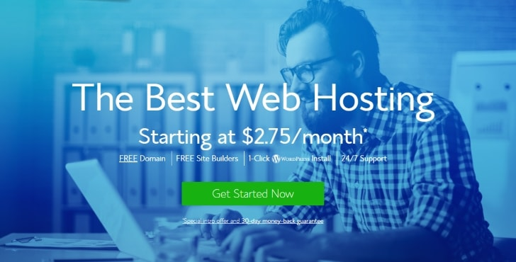 Bluehost - Best WordPress Hosting