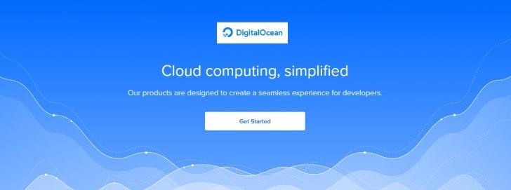 Digital Ocean - Best Cloud WordPress Hosting