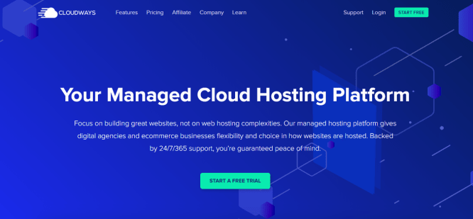 Cloudways - Managed Cloud Hosting Platform