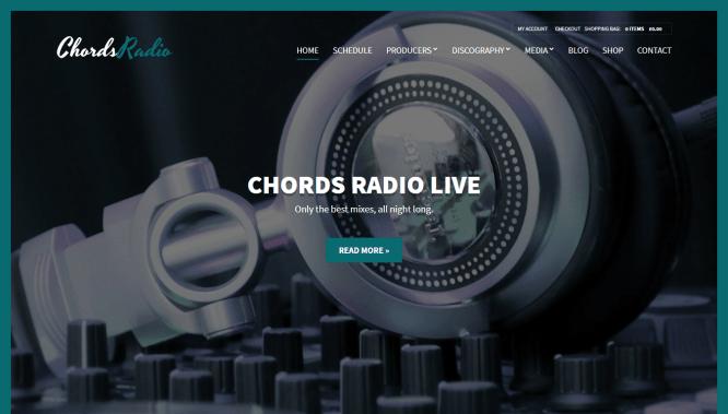 chords theme